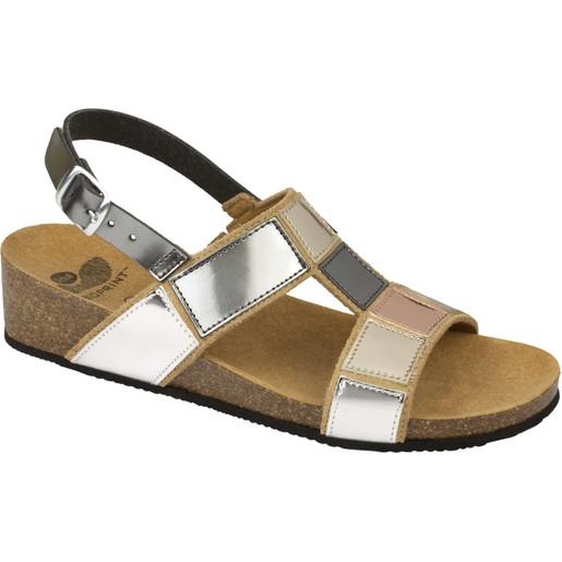 Dr Scholl Shoes Almira Multi ΝΕΟ Γυναικεία Ανατομικά Παπούτσια Χαρίζουν Σωστή Στάση & Φυσικό Χωρίς Πόνο Βάδισμα 1 Ζευγάρι