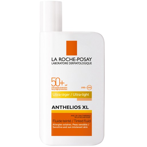 Anthelios XL Tinted Fluide Ultra-Light Spf50+ 50ml - La Roche-Posay