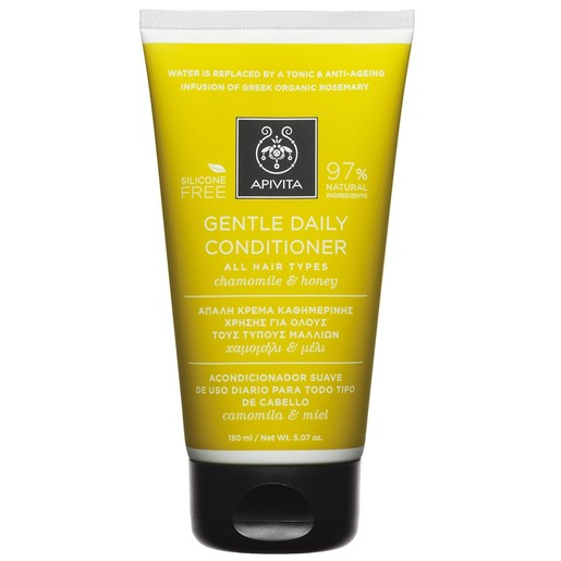 Apivita Propoline Gentle Daily Conditioner With Chamomile & Honey 150ml