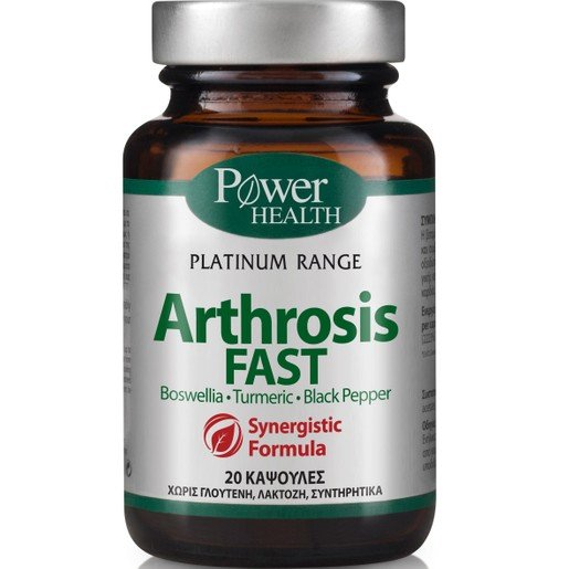 Power Health Platinum Arthrosis Fast 20caps
