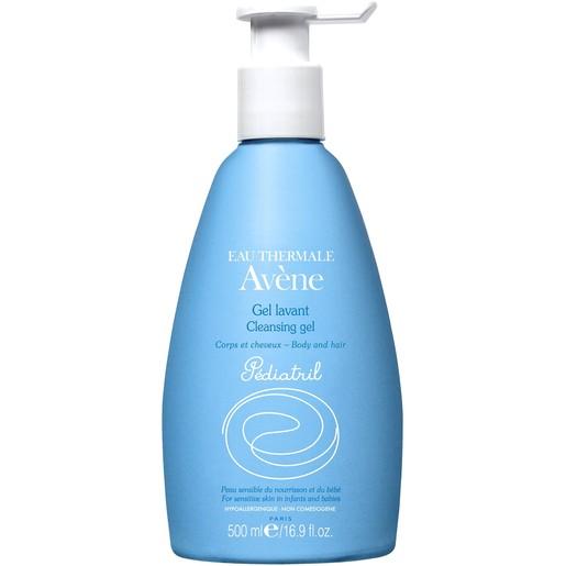 Avene Pediatril Gel Lavant Gel Καθαρισμού Προσώπου, Σώματος & Μαλλιών 500ml