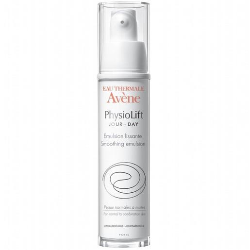 Avene Physiolift Emulsion Lissante Αντιρυτιδική Λειαντική Κρέμα Ημέρας για Αναδόμηση του Κανονικού - Μεικτού Δέρματος 30ml