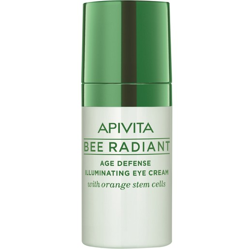 Bee Radiant Eye Cream 15ml - Apivita