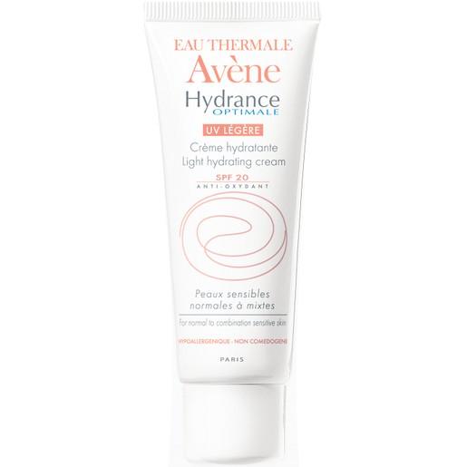 Avene Hydrance Optimale UV Legere Spf20 Προστατευτική Ενυδατική Κρέμα για Κανονικό - Μεικτό Δέρμα 40ml