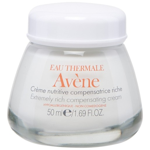 Avene Creme Nutritive Compensatrice Rich 24ωρη Κρέμα Τροφής & Αναδόμησης για Πολύ Ξηρό Δέρμα 50ml