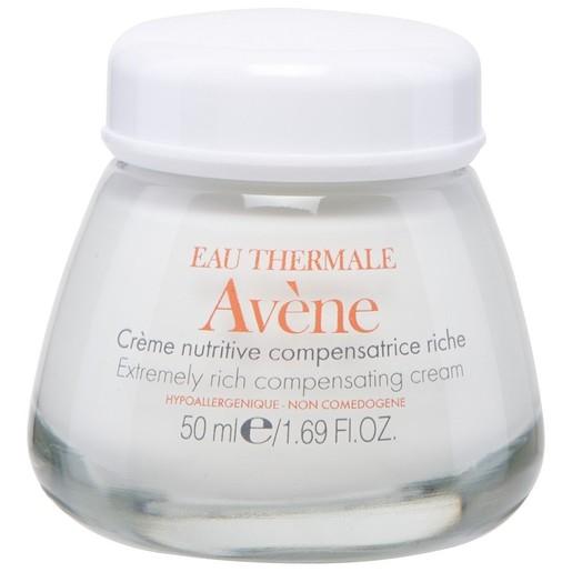 Avene Creme Nutritive Compensatrice Rich 24ωρη Κρέμα Τροφής & Αναδόμησης για Πολύ Ξηρό Δέρμα 50ml Promo -30%