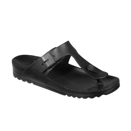 Scholl Shoes Bahia Flip-Flop Black Γυναικείες Ανατομικές Παντόφλες,Χαρίζουν Σωστή Στάση & Φυσικό Χωρίς Πόνο Βάδισμα 1 Ζευγάρι
