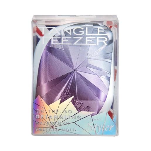 Tangle Teezer Compact Styler Detangling Hairbrush Smashed Holo Ξεμπερδεύει τα Μαλλιά & Απομακρύνει Εύκολα τους Κόμπους 1 τεμάχιο