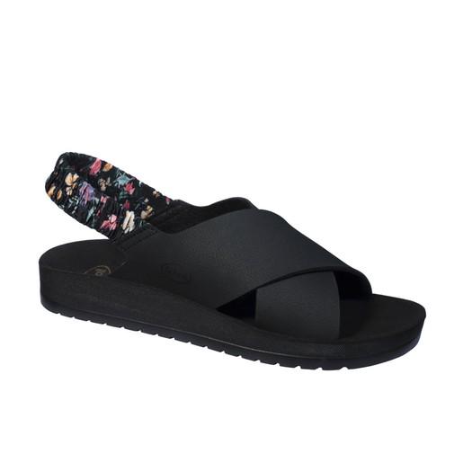 Scholl Shoes Ella Cross F278441004 Γυναικεία Ανατομικά Παπούτσια Χαρίζουν Σωστή Στάση & Φυσικό Χωρίς Πόνο Βάδισμα 1 Ζευγάρι
