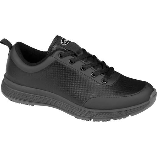 Scholl Shoes Energy Plus Μαύρο Ανδρικά Ανατομικά Παπούτσια, Χαρίζουν Σωστή Στάση & Φυσικό, Χωρίς Πόνο Βάδισμα 1 Ζευγάρι