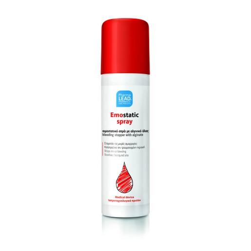 Αιμοστατικό Spray για την Αποκατάσταση Επιφανειακών Πληγών 60ml