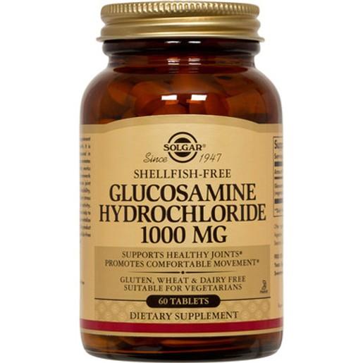 Solgar Glucosamine HCL 1000mg 60 tabs