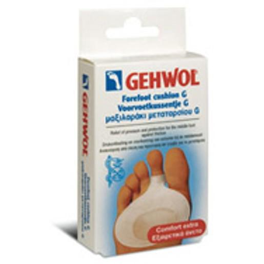 Gehwol Μαξιλαράκι Μεταταρσίου Πολυμερούς Γέλης G 1 Ζευγάρι