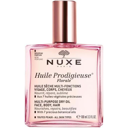 Nuxe Huile Prodigieuse Florale Ξηρό Λάδι για Πρόσωπο-Σώμα-Μαλλιά με Λουλουδένιο Άρωμα 100ml