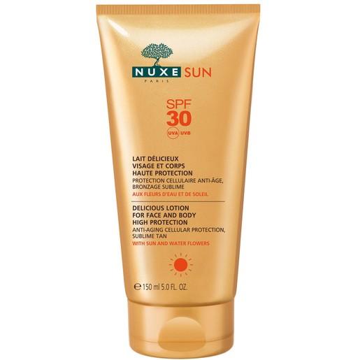 Nuxe Sun Lait Delicieux Spf20,150ml