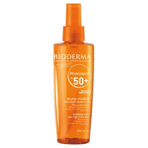 Photoderm Brume Spf50+, 200ml - Bioderma