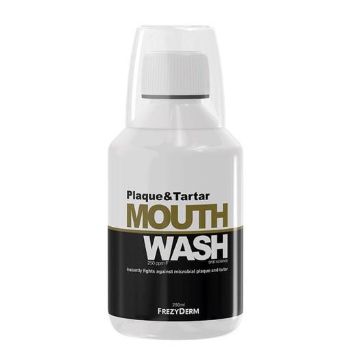 Frezyderm Plaque & Tartar Mouthwash 250ml