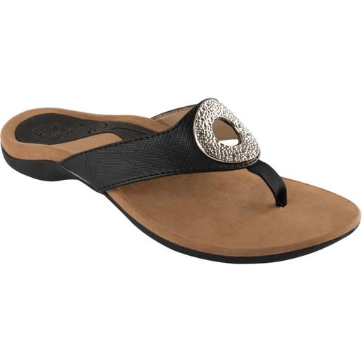 Scholl Shoes Selby Μαύρο Γυναικεία Ανατομικά Παπούτσια Χαρίζουν Σωστή Στάση & Φυσικό Χωρίς Πόνο Βάδισμα 1 Ζευγάρι