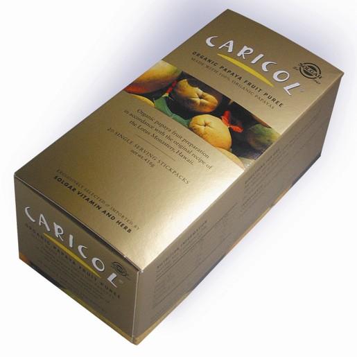 Solgar Caricol 20 stickpacks