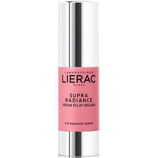 Lierac Supra Radiance Serum Eclat Regard Ορός Λάμψης Ματιών 15ml