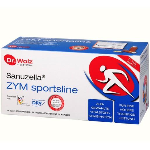 Power Health Sanuzella Zym Ιδανικό Συμπλήρωμα Διατροφής για Αθλητές 14 x 20ml