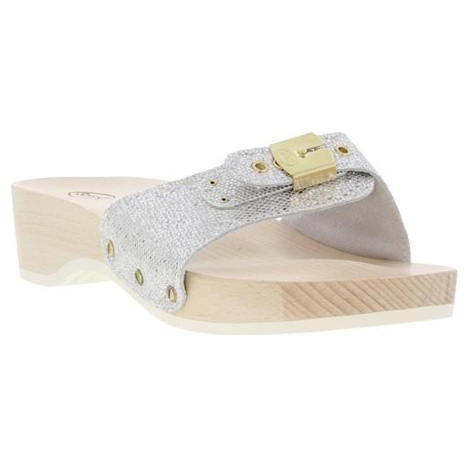 Dr Scholl Shoes PescuraHeelΑσημίΓυναικεία Ανατομικά Παπούτσια Χαρίζουν Σωστή Στάση & Φυσικό Χωρίς Πόνο Βάδισμα 1 Ζευγάρι