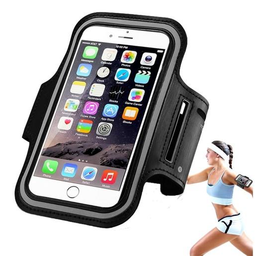 Δώρο Arm Band Sport Case For iPhone Προστατευτική Θήκη Άθλησης Μπράτσου για Smartphones 1 Τεμάχιο