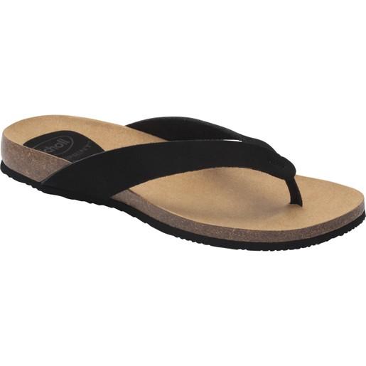 Scholl Shoes Tist 2.0 Black Γυναικεία Ανατομικά Παπούτσια Χαρίζουν Σωστή Στάση & Φυσικό Χωρίς Πόνο Βάδισμα 1 Ζευγάρι