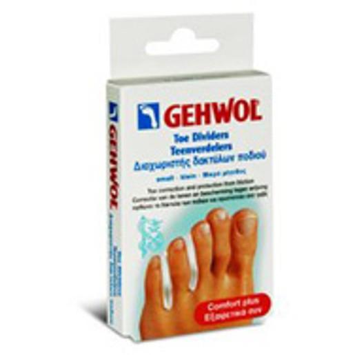 Gehwol Διαχωριστής Δακτύλων Ποδιού 3 Τεμάχια