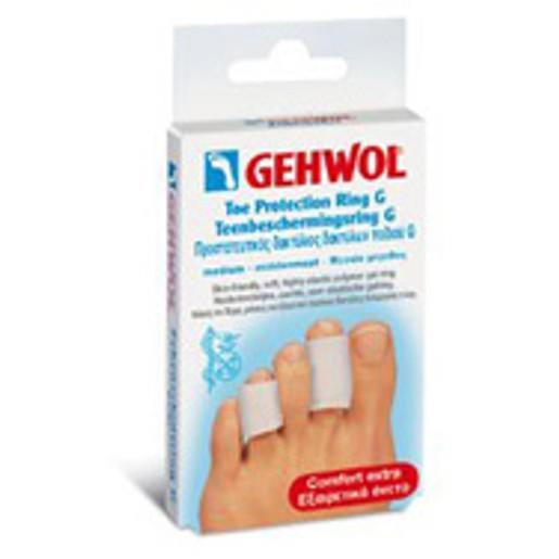 Gehwol Προστατευτικός Δακτύλιος Δακτύλων Ποδιού G 2 Τεμάχια