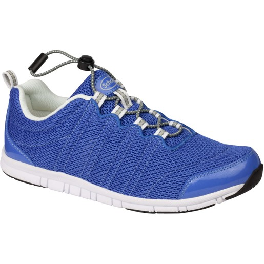 Scholl Shoes Wind Step Μπλε Ανατομικά Παπούτσια, Χαρίζουν Σωστή Στάση & Φυσικό, Χωρίς Πόνο Βάδισμα 1 Ζευγάρι