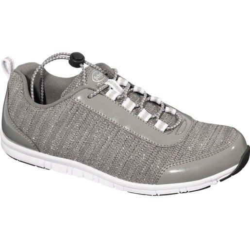 Scholl Shoes Wind Step Two F291011029 Grey Ανατομικά Παπούτσια, Χαρίζουν Σωστή Στάση & Φυσικό, Χωρίς Πόνο Βάδισμα 1 Ζευγάρι