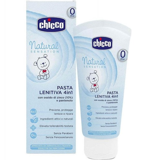Chicco Natural Sensation Nappy Cream 4in1 100ml
