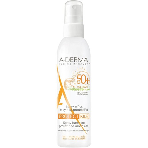 A-Derma Protect Kids Spray Enfant Spf50+ 200ml