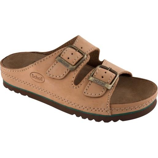 Dr Scholl Shoes AirBag Καφέ Ανδρικά Ανατομικά Παπούτσια που Χαρίζουν Σωστή Στάση & Φυσικό, Χωρίς Πόνο Βάδισμα 1 Ζευγάρι