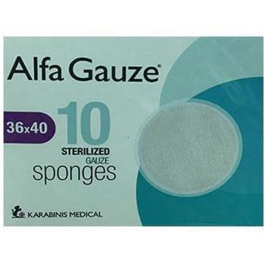Alfa Gauze Αποστειρωμένη Γάζα