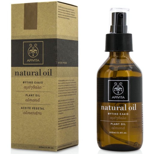 Apivita Natural Oil Almond 100ml