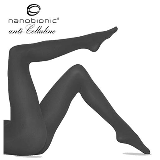 Nanobionic® Καλσόν 60 Den 3D Μείωση Της Εμφάνισης Κυτταρίτιδας