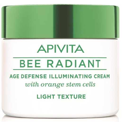 Apivita Bee Radiant Cream, Light Texture 50ml