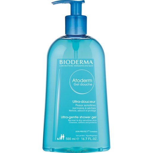 Atoderm Gel Douche 500ml - Bioderma