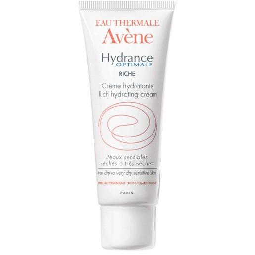 Avene Hydrance Optimale Riche Ενυδατική Κρέμα Ξηρό &Πολύ Ξηρό Δέρμα 40ml