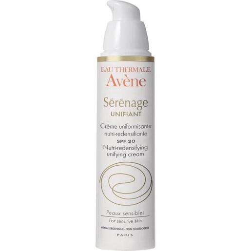 Avene Serenage Unifiant Spf20 Αντιγηραντική Συσφικτική Κρέμα 40ml