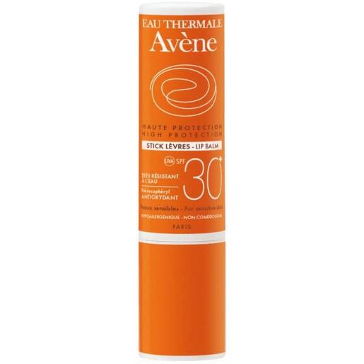 Avene High Protection Stick Lip Balm Spf30 Υψηλή Αντηλιακή Προστασία για Χείλη, Μύτη &Αυτιά 3gr