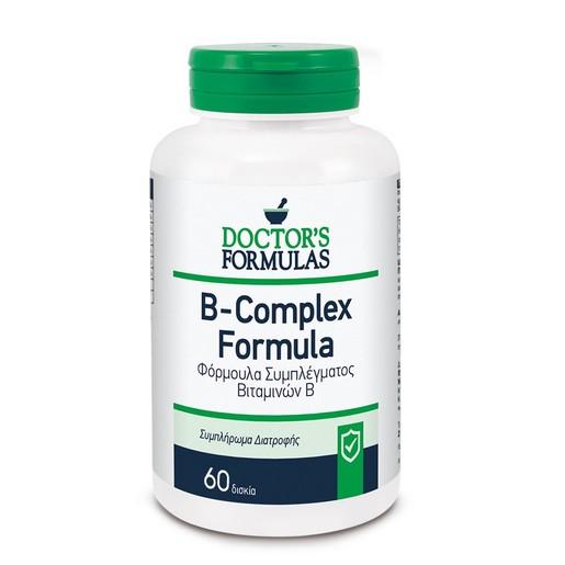 Doctor\'s Formulas B-Complex Formula 60tabs