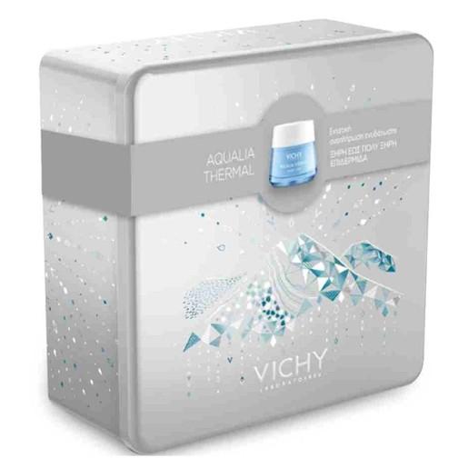 Vichy Aqualia Thermal Rich Cream Promo Box Κρέμα Προσώπου Εντατικής Ενυδάτωσης  Πλούσια Υφή 50ml