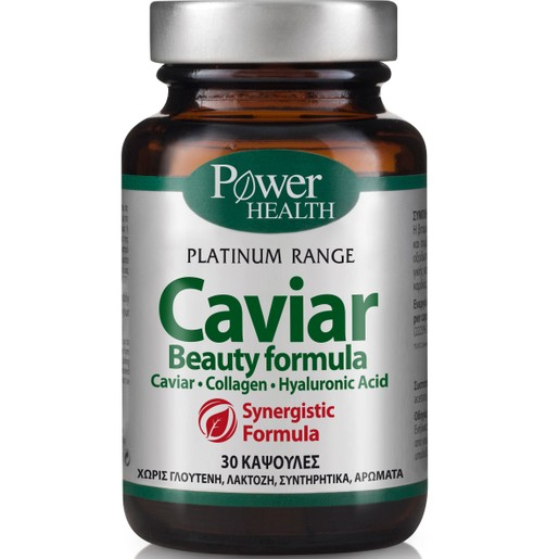 Power Health Platinum Caviar Beauty Formula 30caps