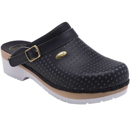 Dr Scholl Shoes Σαμπό Μπλε Υπέρ Αναπαυτικά Παπούτσια που Χαρίζουν Σωστή Στάση & Φυσικό Χωρίς Πόνο Βάδισμα 1 Ζευγάρι