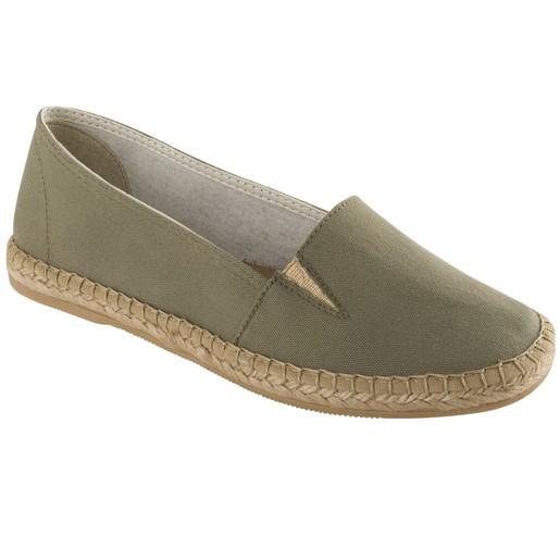 Dr Scholl Shoes Corfu ΠράσινοΑνατομικά Παπούτσια Τύπου ΕσπαντρίγιαΧαρίζουν, Σωστή Στάση & Φυσικό, Χωρίς Πόνο Βάδισμα 1 Ζευγάρι