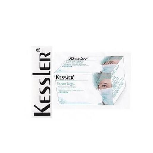 Kessler Cover Logic Χειρουργική Μάσκα 3τμχ