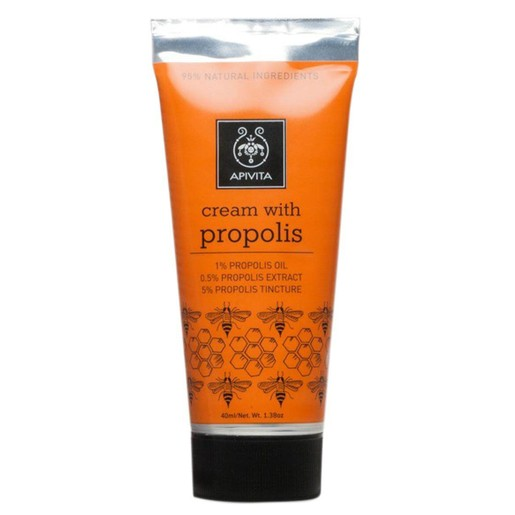 Herbal Cream With Propolis 40ml - Apivita